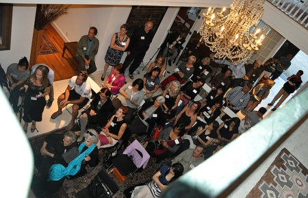 NextNow audience in Portola Valley (photo by Bill Daul)